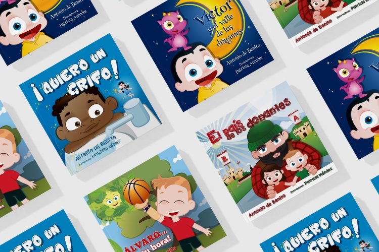 Libros Infantiles AdBenito